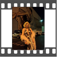 Fox-Studios-Seven-Year-Itch-Marilyn-Monroe-look-alike